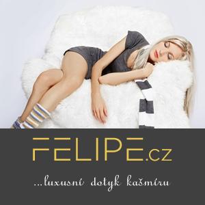 Oblečení ze 100% kašmíru | Felipe.cz